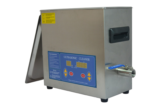 6L 数控型超声波清洗机