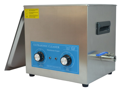 机械定时加热 小型超声波清洗机