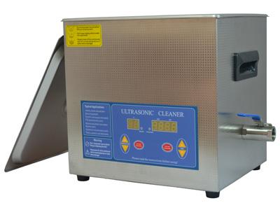 数码定时加热 小型超声波清洗器