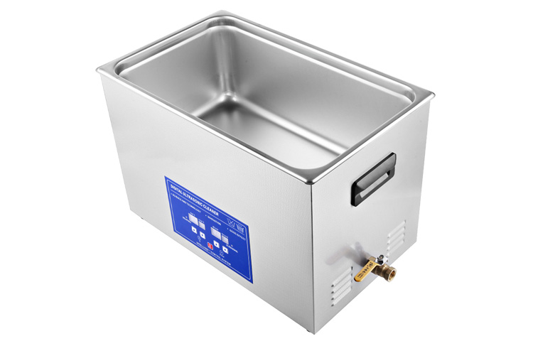 30L不锈钢超声波清洗机