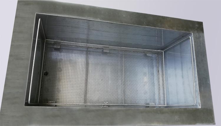 不锈钢超声波清洗槽