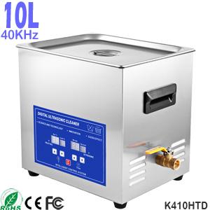 10L 不锈钢实验室用全自动超声波清洗器