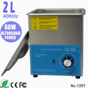 2L家用小型超声波清洗机 隐形眼镜超声波自动清洗器 120T