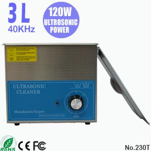 3L小型超声波清洗设备 珠宝首饰手表超声波清洗机 230T