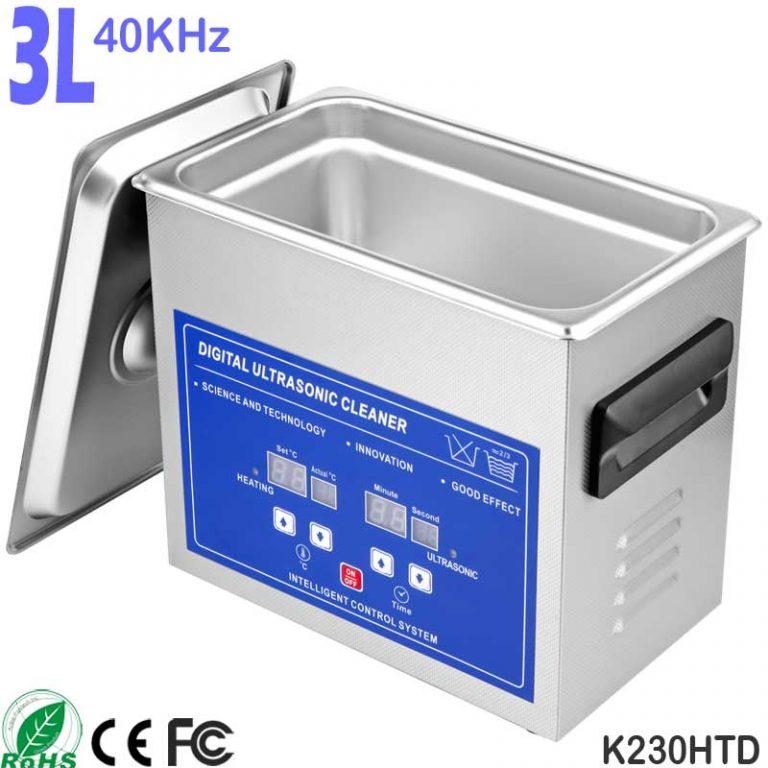 3L PCB板电子线路板小型超声波自动清洗机