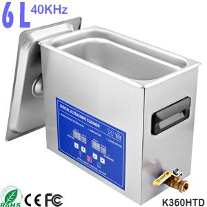 6L 台式数控科研仪器实验室用超声波清洗器